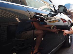 Auto polijsten voor